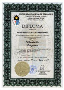 certificado cantuta